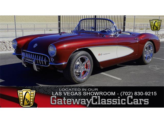 1957 Chevrolet Corvette (CC-1448335) for sale in O'Fallon, Illinois