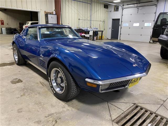 1970 Chevrolet Corvette (CC-1440835) for sale in Webster, South Dakota
