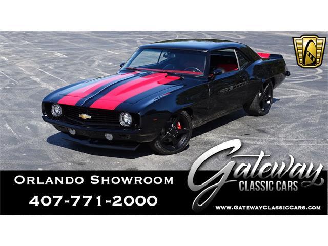 1969 Chevrolet Camaro (CC-1448359) for sale in O'Fallon, Illinois