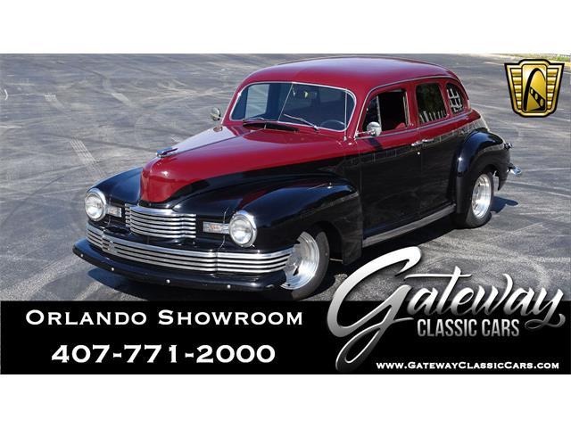 1948 Nash Ambassador (CC-1448360) for sale in O'Fallon, Illinois