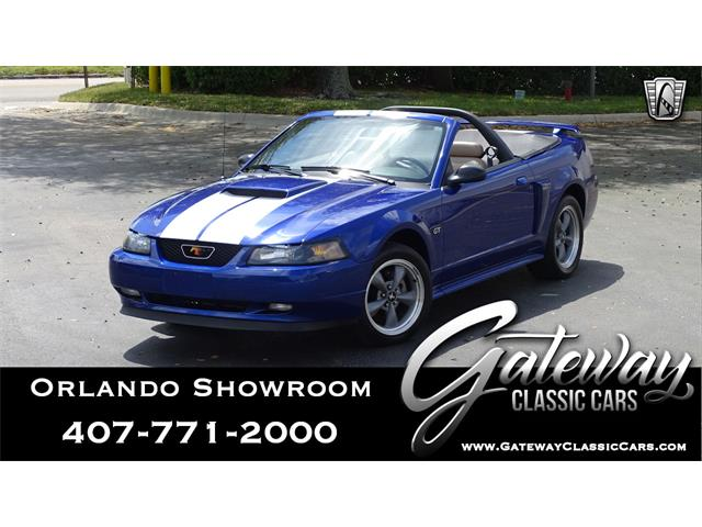 2002 Ford Mustang (CC-1448363) for sale in O'Fallon, Illinois