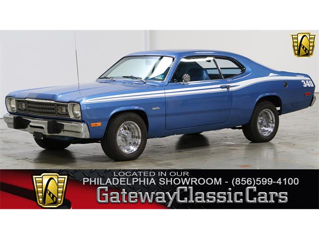 1973 Plymouth Duster (CC-1448374) for sale in O'Fallon, Illinois