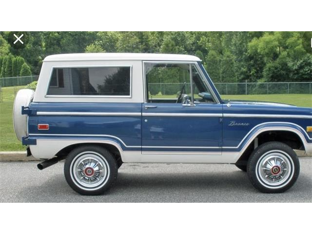 1973 Ford Bronco (CC-1448395) for sale in Chatsworth, California