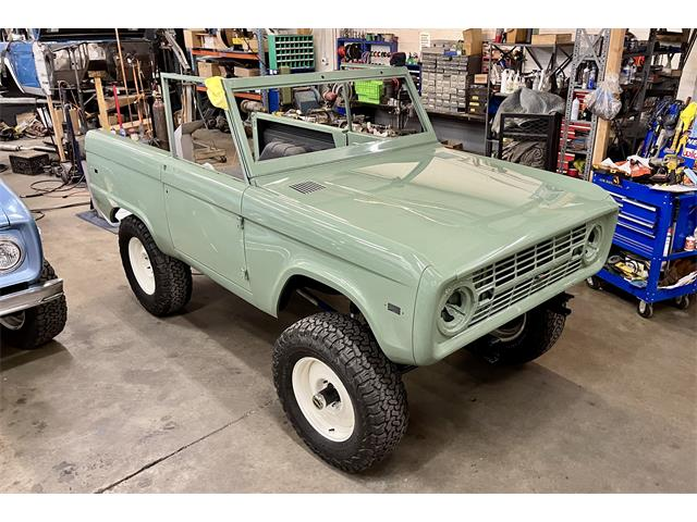 1968 Ford Bronco (CC-1448395) for sale in Chatsworth, California
