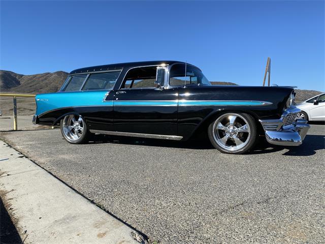 1956 Chevrolet Nomad (CC-1448399) for sale in Murrieta, California