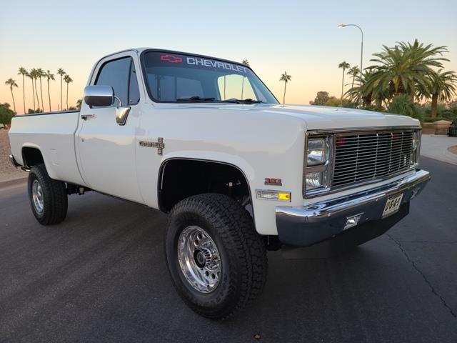 1987 Chevrolet K-20 (CC-1440084) for sale in Palm Springs, California