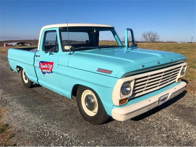 1967 Ford 100 (CC-1448402) for sale in Roebuck, South Carolina