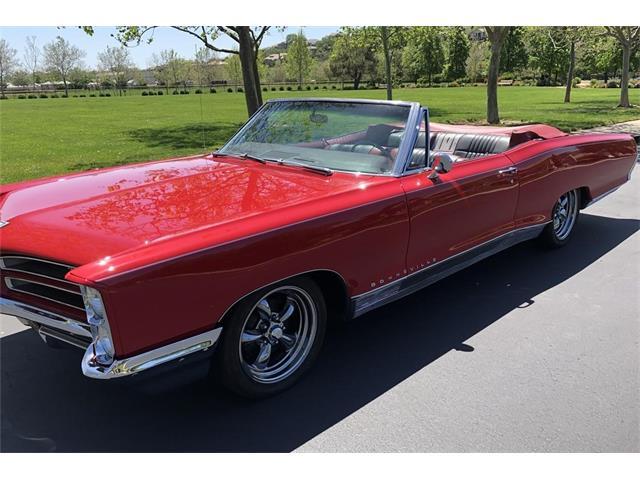 1966 Pontiac Bonneville (CC-1448403) for sale in El Dorado Hills , California