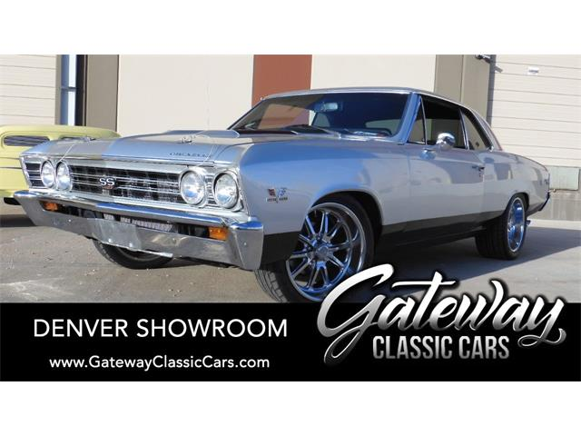 1967 Chevrolet Chevelle (CC-1448406) for sale in O'Fallon, Illinois