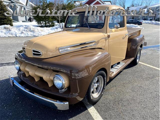 1950 Ford F1 (CC-1448411) for sale in North Andover, Massachusetts