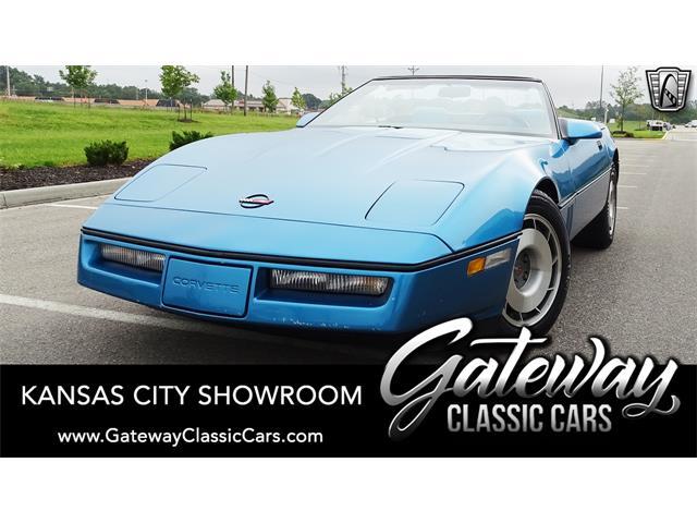 1987 Chevrolet Corvette (CC-1448417) for sale in O'Fallon, Illinois
