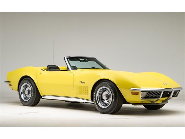 1970 Chevrolet Corvette (CC-1448425) for sale in Clifton Park, New York