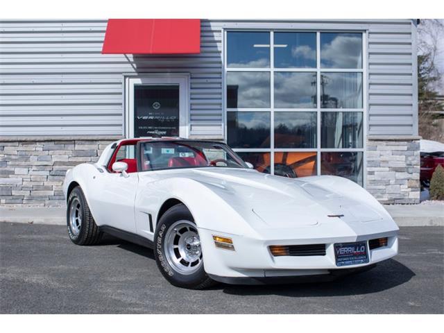 1981 Chevrolet Corvette (CC-1448426) for sale in Clifton Park, New York