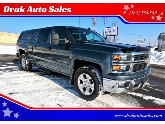 2014 Chevrolet Silverado (CC-1448433) for sale in Ramsey, Minnesota