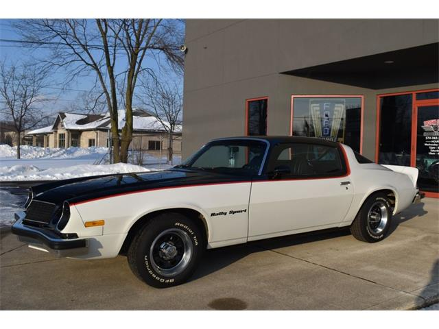 1976 Chevrolet Camaro (CC-1448446) for sale in Elkhart, Indiana