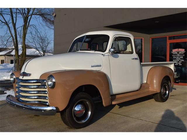 1952 Chevrolet 3100 (CC-1448449) for sale in Elkhart, Indiana