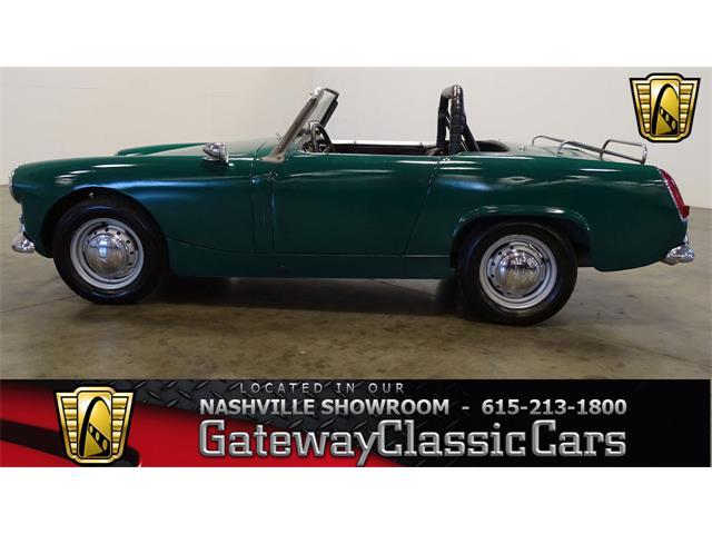 1962 Austin-Healey Sprite (CC-1448457) for sale in O'Fallon, Illinois