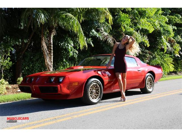 1980 Pontiac Firebird Trans Am (CC-1448463) for sale in Fort Myers, Florida