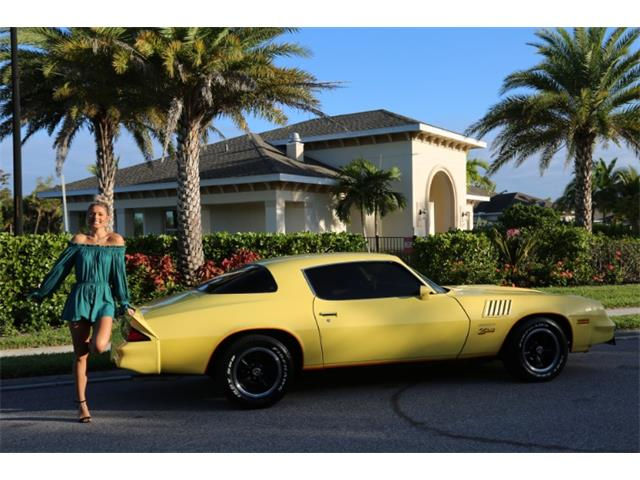 1978 Chevrolet Camaro Z28 (CC-1448468) for sale in Fort Myers, Florida