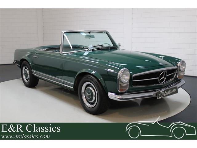 1965 Mercedes-Benz 230SL (CC-1448521) for sale in Waalwijk, Noord Brabant