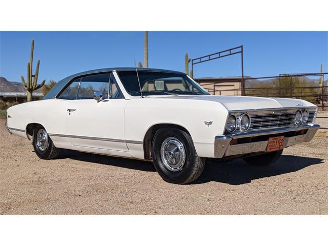 1967 Chevrolet Chevelle (CC-1448527) for sale in North Phoenix, Arizona