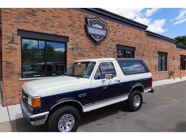 1990 Ford Bronco (CC-1448536) for sale in Milford, Michigan