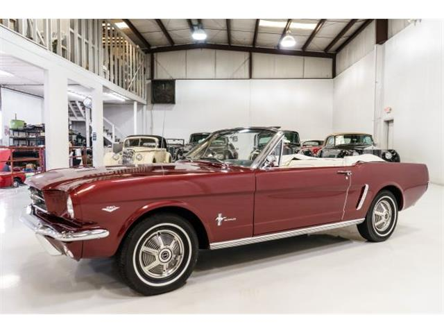 1965 Ford Mustang (CC-1448541) for sale in SAINT ANN, Missouri