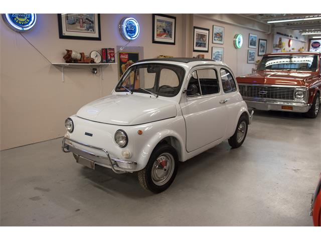 1973 Fiat 500L (CC-1448543) for sale in SUDBURY, Ontario