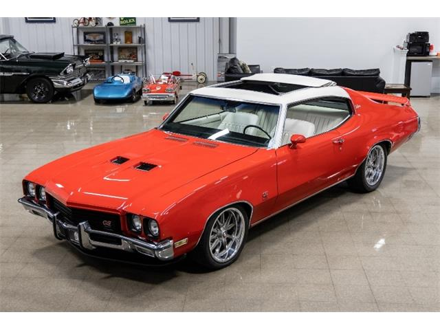 1972 Buick Skylark (CC-1448549) for sale in Seekonk, Massachusetts