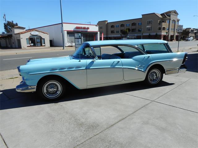 1957 Buick Caballero (CC-1448554) for sale in Gilroy, California