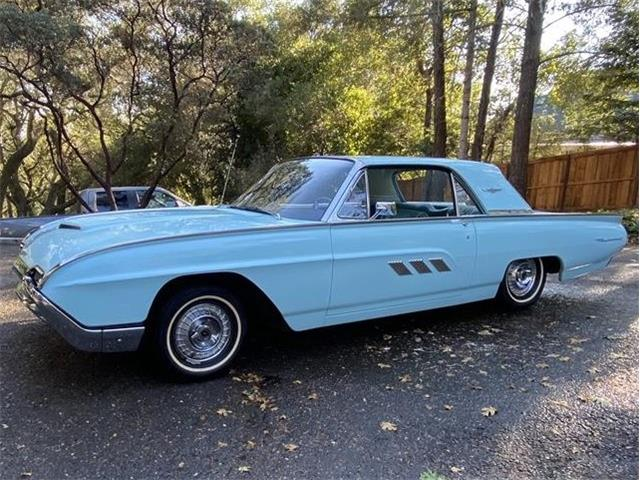 1963 Ford Thunderbird (CC-1448566) for sale in Santa Rosa, California