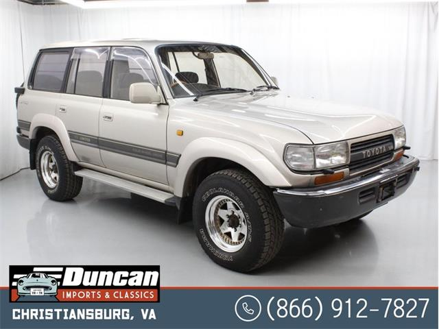 1991 Toyota Land Cruiser FJ (CC-1448570) for sale in Christiansburg, Virginia