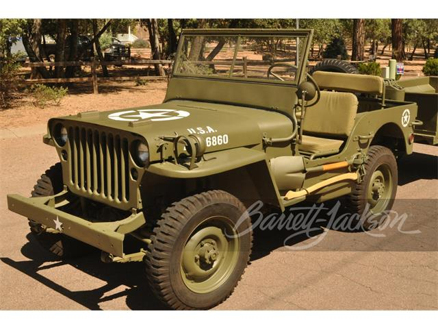 1942 Ford GPW (CC-1448576) for sale in Scottsdale, Arizona