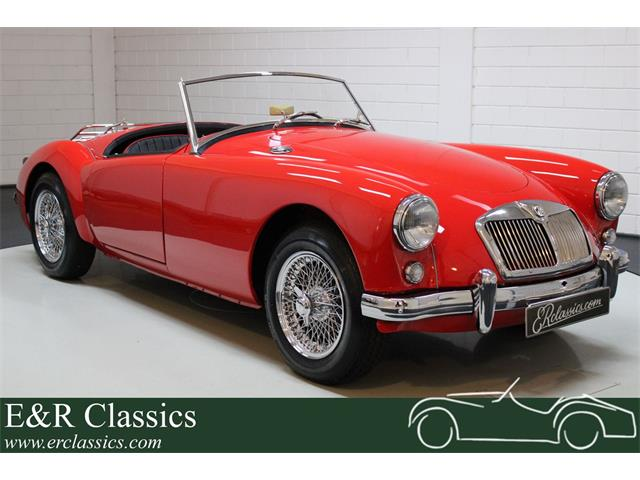 1955 MG MGA (CC-1440859) for sale in Waalwijk, [nl] Pays-Bas