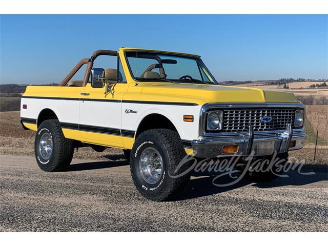1972 Chevrolet Blazer (CC-1448591) for sale in Scottsdale, Arizona