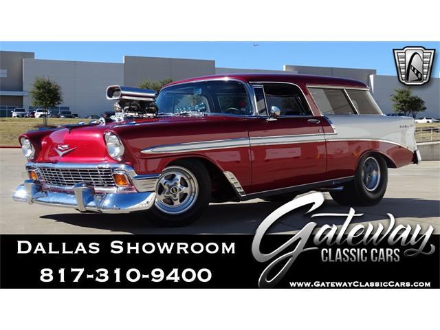 1956 Chevrolet Nomad (CC-1448592) for sale in O'Fallon, Illinois