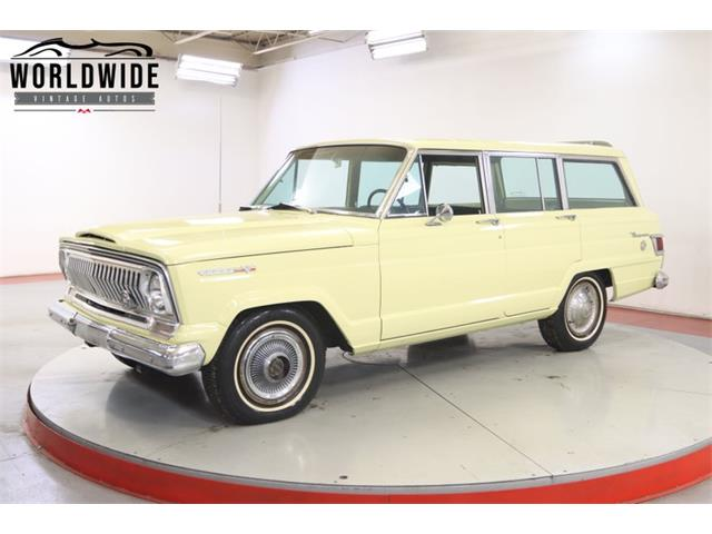 1967 Jeep Wagoneer (CC-1448602) for sale in Denver , Colorado