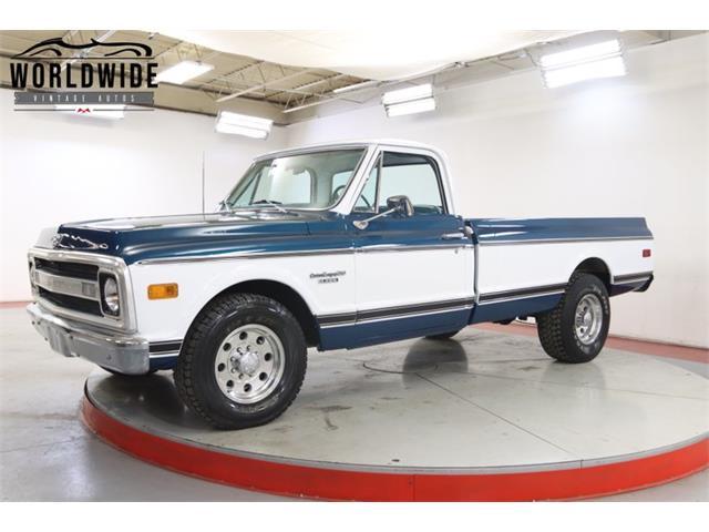 1969 Chevrolet C20 (CC-1448603) for sale in Denver , Colorado