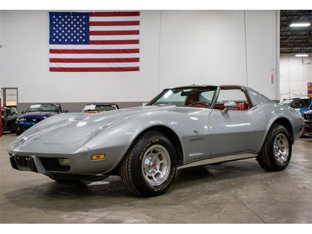1977 Chevrolet Corvette (CC-1448604) for sale in Kentwood, Michigan
