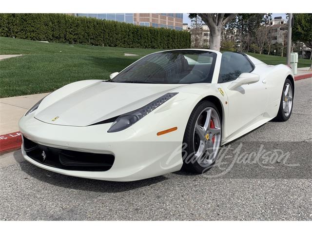 2013 Ferrari 458 (CC-1448605) for sale in Scottsdale, Arizona