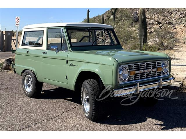 1969 Ford Bronco (CC-1448609) for sale in Scottsdale, Arizona