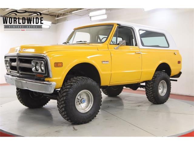 1972 GMC Jimmy (CC-1448617) for sale in Denver , Colorado