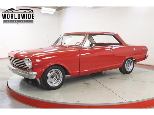 1963 Chevrolet Nova (CC-1448624) for sale in Denver , Colorado