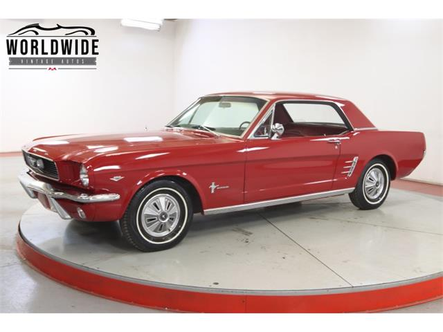1966 Ford Mustang (CC-1448627) for sale in Denver , Colorado
