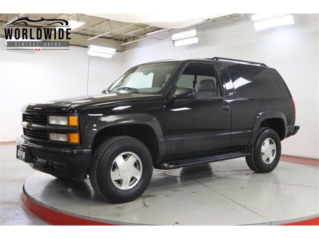 1999 Chevrolet Tahoe (CC-1448629) for sale in Denver , Colorado