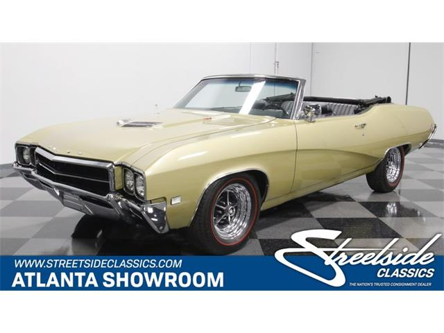 1969 Buick Gran Sport (CC-1448630) for sale in Lithia Springs, Georgia