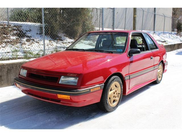 1989 Shelby CSX (CC-1448632) for sale in Greensboro, North Carolina