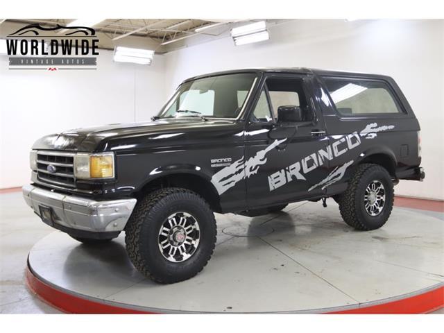1989 Ford Bronco (CC-1448637) for sale in Denver , Colorado