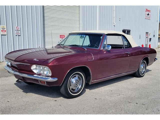1965 Chevrolet Corvair (CC-1448641) for sale in Greensboro, North Carolina