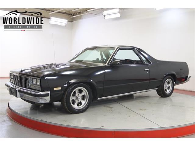 1986 Chevrolet El Camino (CC-1448642) for sale in Denver , Colorado